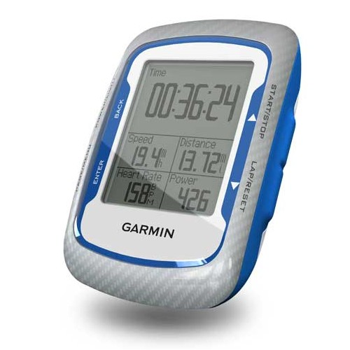 Garmin EDGE 500 WhiteBlue