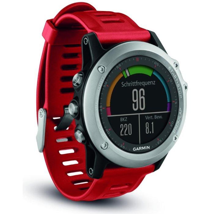 Garmin FENIX 3, Silver | Odolné inteligentné hodinky