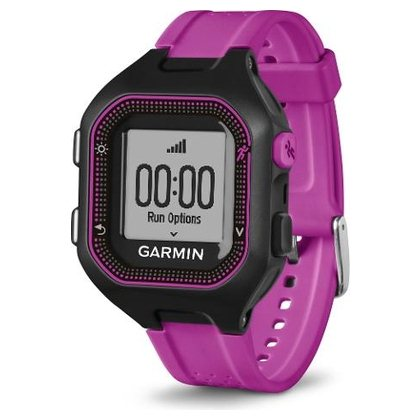 Garmin Forerunner 25, Black/Purple