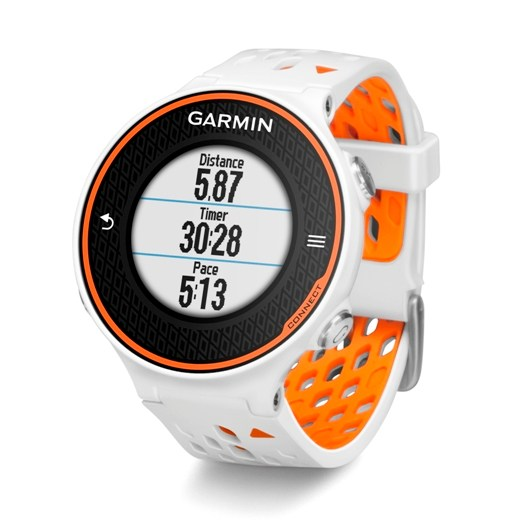 Garmin FORERUNNER 620, White/Orange