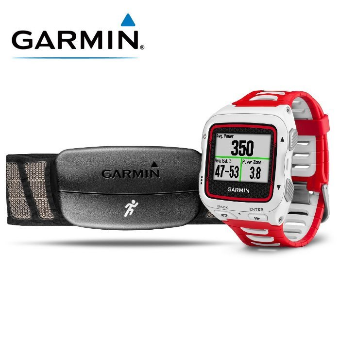 Garmin GPS FORERUNNER 920 XT HRM-Run, WhiteRed, EU