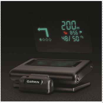 Garmin Head-Up Display (HUD) - navig�cia na �elnom skle + CASHBACK 39 EUR