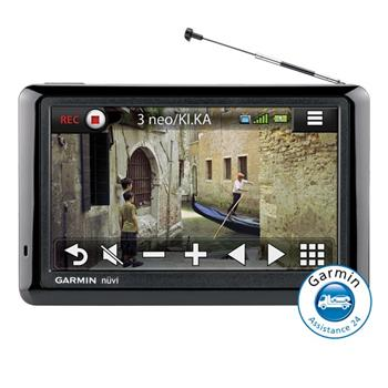 Garmin nuvi 2585TV + mapy 45 �t�tov