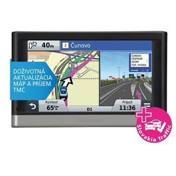 Garmin nuvi 2597LMT + mapy 45 štátov Európy + nuMaps Lifetime + Slovakia Traffic + CASHBACK 39 EUR