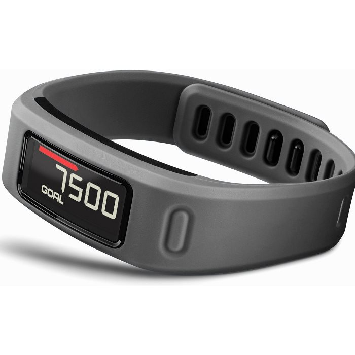 Garmin Vivofit, Dark Grey | Monitor aktivity