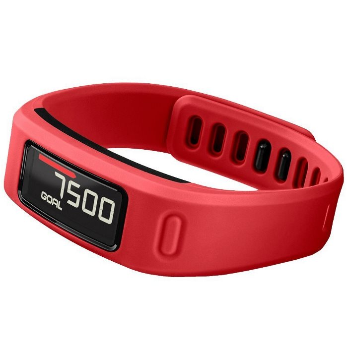 Garmin Vivofit, Red | Monitor aktivity