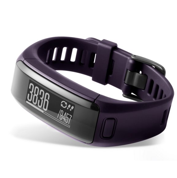 Garmin VivoSmart HR, Purple