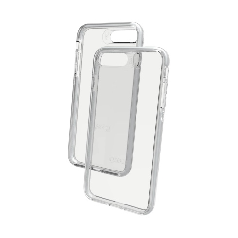GEAR4 kryt Piccadilly D30 pre iPhone 7 Plus/8 Plus - Silver IC7L83D3