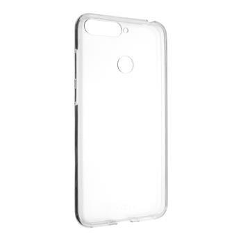 Gélové TPU puzdro Fixed pre Honor 7A, Transparent FIXTCC-298