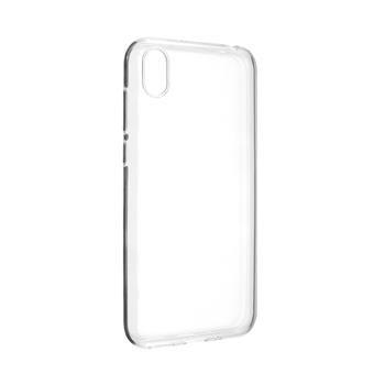 Gélové TPU puzdro Fixed pre Honor 8S, Transparent FIXTCC-422