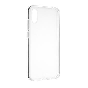 Gélové TPU puzdro Fixed pre Huawei Y6 (2019), Transparent FIXTCC-395