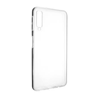 Gélové TPU puzdro Fixed pre Samsung Galaxy A7 (2018), Transparent FIXTCC-353