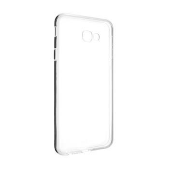 Gélové TPU puzdro Fixed pre Samsung Galaxy J4 +, Transparent FIXTCC-351