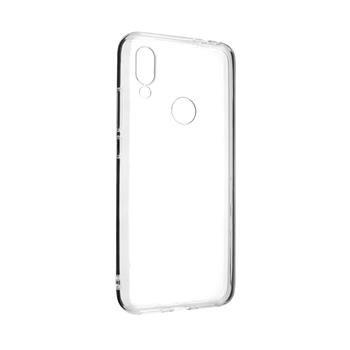 Gélové TPU puzdro Fixed pre Xiaomi Mi8 Lite, Transparent FIXTCC-350