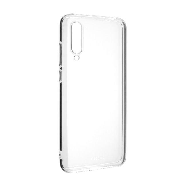 Gélové TPU puzdro Fixed pre Xiaomi Mi9 Lite, Transparent FIXTCC-411
