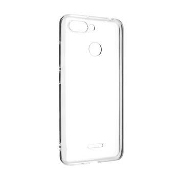 Gélové TPU puzdro Fixed pre Xiaomi Redmi 6, Transparent FIXTCC-327
