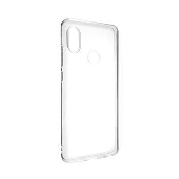 Gélové TPU puzdro Fixed pre Xiaomi Redmi Note 5, Transparent FIXTCC-281