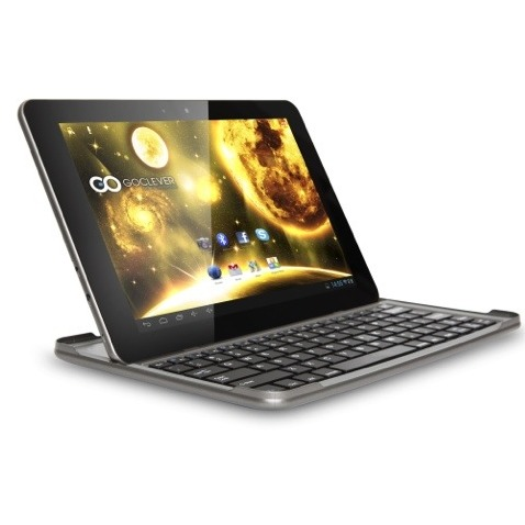 "GoClever Tab Orion 101, 10.1"", Android OS + bluetooth kl�vesnica, Black"