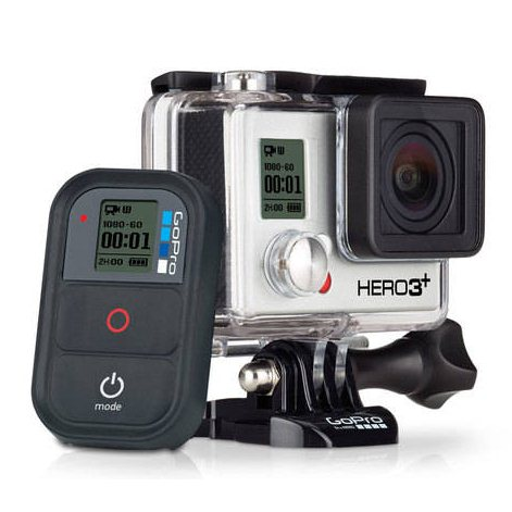 GoPRO HERO3+, Black Edition