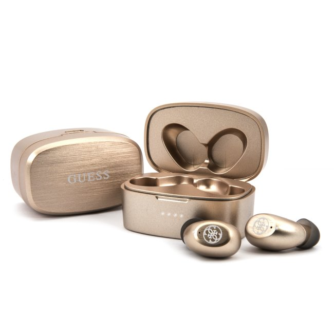 Guess Wireless 5.0 4H - Stereo Headset, Gold