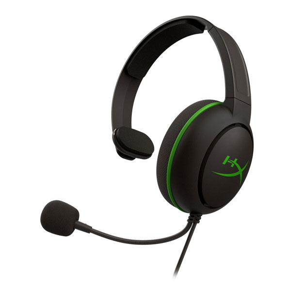 Herné slúchadlá Kingston HyperX CloudX Chat Headset pre Xbox