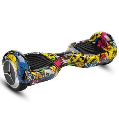"""Hoverboard Arašid 6,5"""", HIP-HOP"""