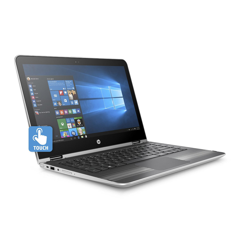 HP Pavilion x360 13-U001NL; Core i3 6100U 2.3GHz/4GB RAM/500GB HDD/HP Remarketed