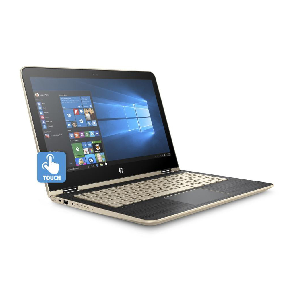 HP Pavilion x360 13-U103NX; Core i3 7100U 2.4GHz/4GB RAM/500GB HDD/HP Remarketed