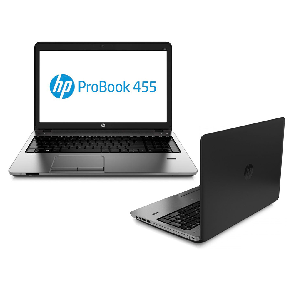 HP ProBook 455 G2; AMD A6-7050B 2.2GHz/4GB RAM/500GB HDD/HP Remarketed