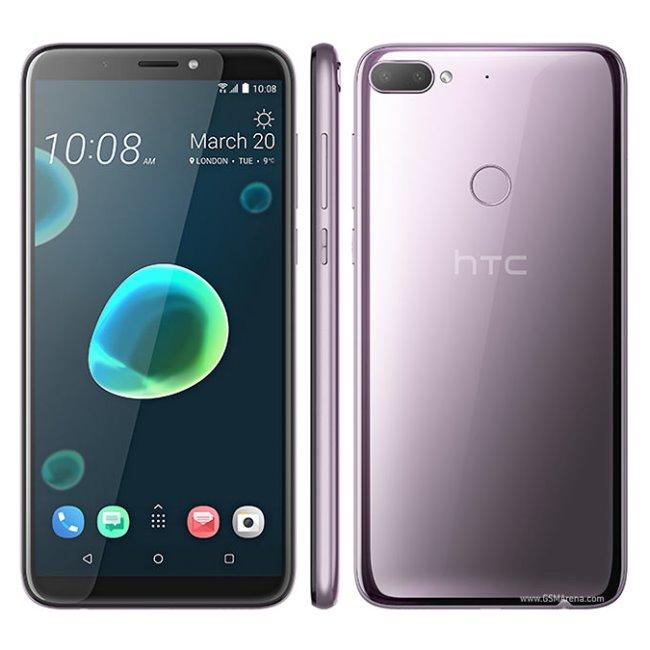 HTC Desire 12 Plus, Dual SIM, Purple - SK distribúcia
