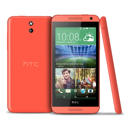 HTC Desire 610, Orange - SK distrib�cia