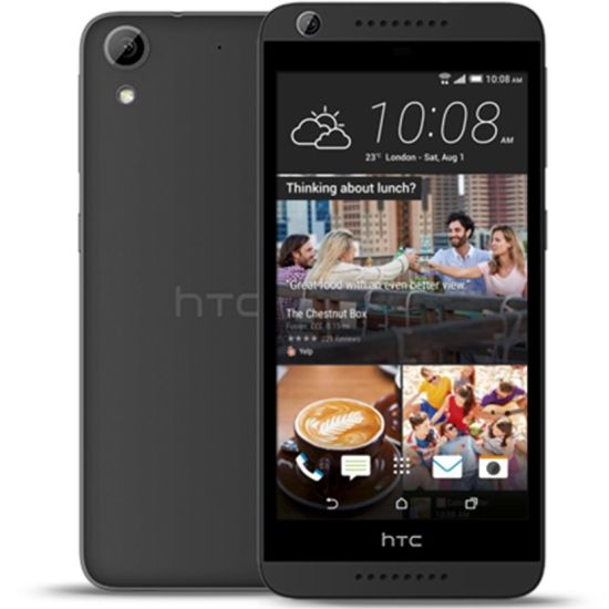HTC Desire 626, Dark Grey - SK distrib�cia