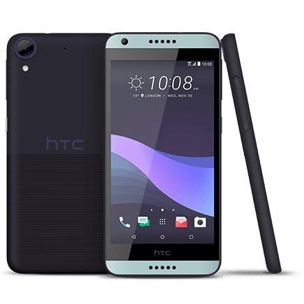 HTC Desire 650, 16GB   Arctic Night - nový tovar, neotvorené balenie