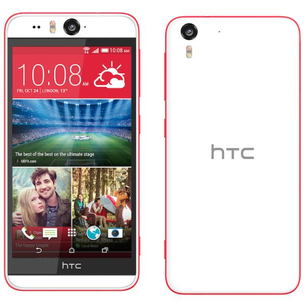 HTC Desire EYE, WhiteRed - SK distrib�cia