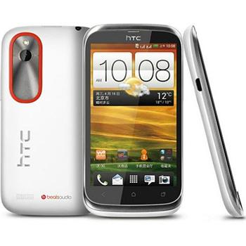 HTC DESIRE X, Android OS, White