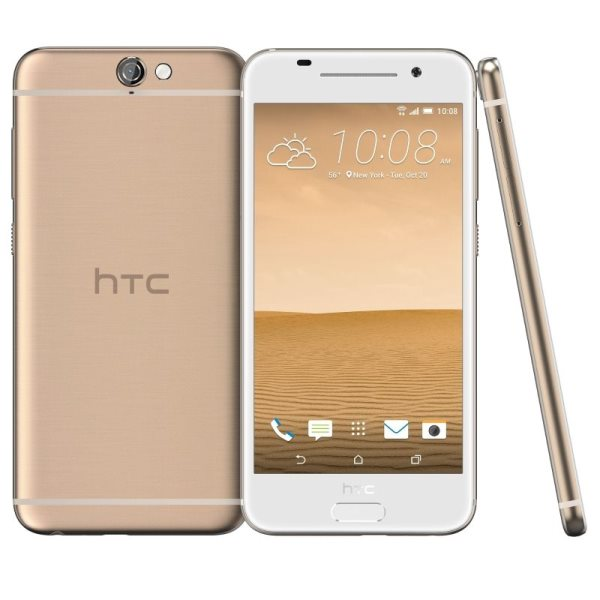 HTC One A9, Topaz Gold