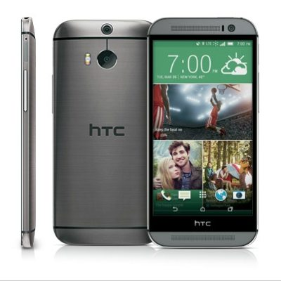 HTC ONE - M8, Dark Grey - SK distrib�cia