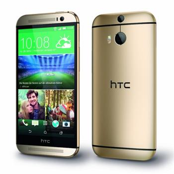 HTC ONE - M8, Gold - SK distrib�cia
