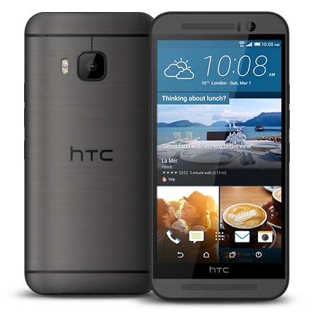 HTC ONE - M9, Gunmetal Gray - SK distrib�cia