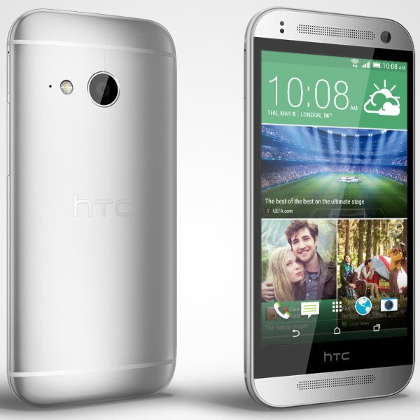 HTC One mini 2, Glacial Silver - SK distrib�cia
