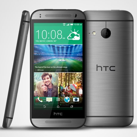 HTC One mini 2, Gun Metal Gray - SK distrib�cia