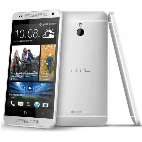 HTC One mini, Silver - SK distrib�cia