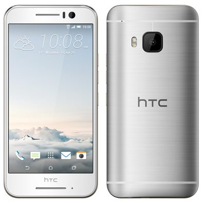 HTC One S9, Silver