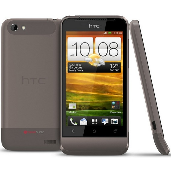 HTC One V, Android OS, Grey - SK distrib�cia