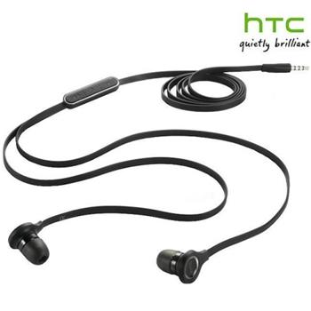 HTC RC-E190 Stereo HeadSet - 3.5mm jack, Black