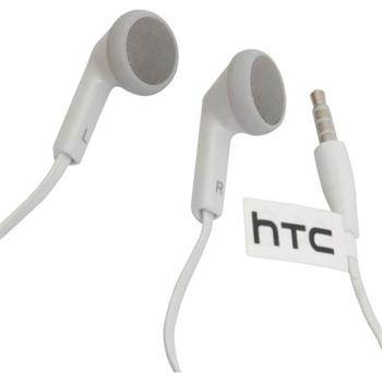 HTC RC-E195 Stereo HeadSet - 3.5mm jack, White