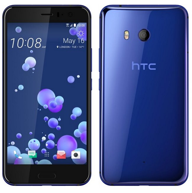 HTC U11, 64GB, Dual Sim, Blue