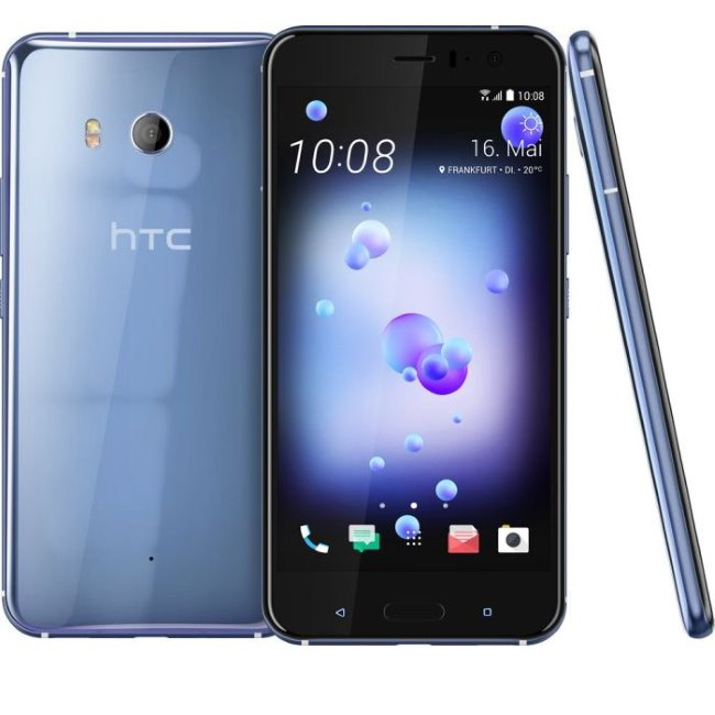 HTC U11, 64GB, Dual Sim, Silver