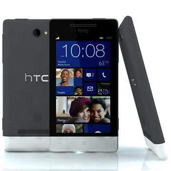 HTC Windows Phone 8S, BlackWhite