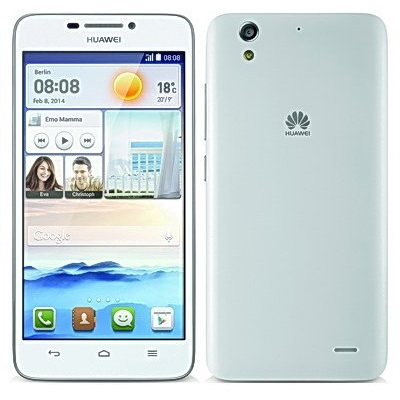 Huawei Ascend G630, Android OS, White - SK distrib�cia